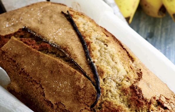 Cake à la banane d'Yvan