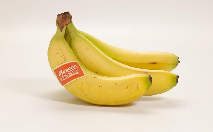 Masque maison pour visage (à la banane)