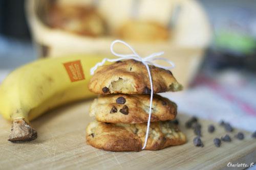 Cuisine : Les Cookies à la banane