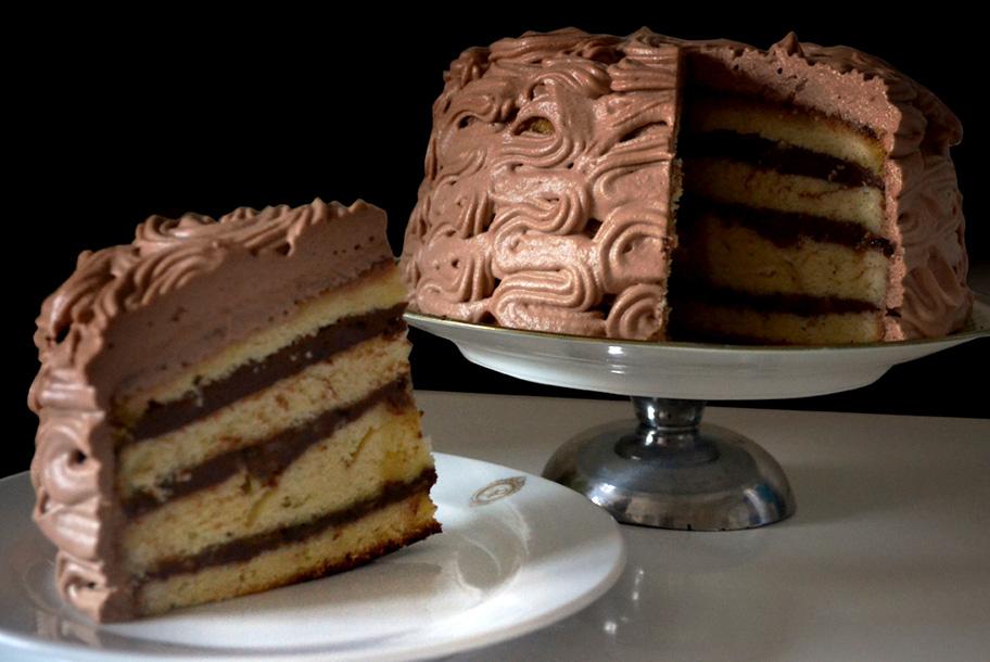 Cake Martinique  Ef Bf Bd La Banane