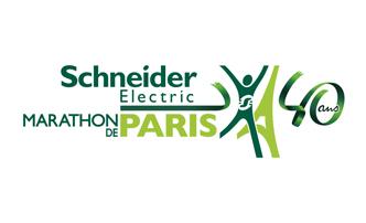 Partenaire Officiel du Schneider Electric Marathon de Paris 2016 !