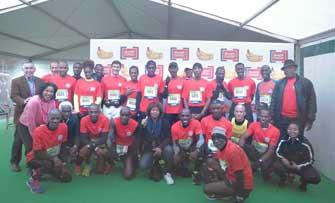 Retour sur le Schneider Electric Marathon de Paris 2016