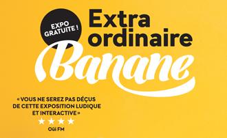 La Banane fait sa tournée !