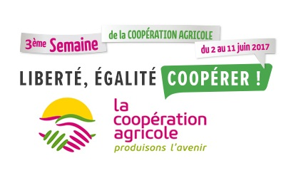 La 3ème semaine de la Coopération agricole