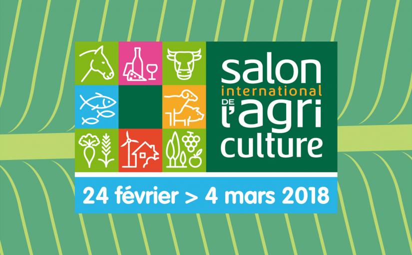Salon International de l'Agriculture 2018