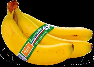 banane sans fond et sans ombre