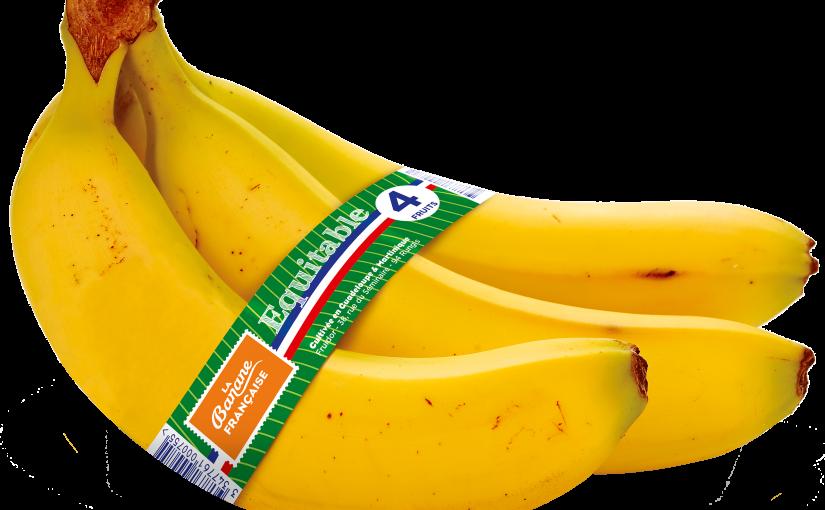 Trouvez la Banane Française Équitable en magasin !