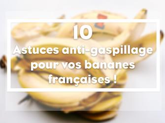 10 astuces anti-gaspillage