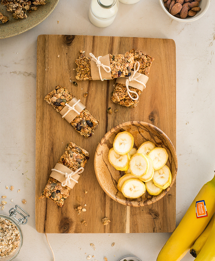 barres céréales banane
