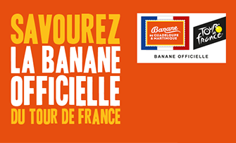Banane officielle du Tour de France 2019